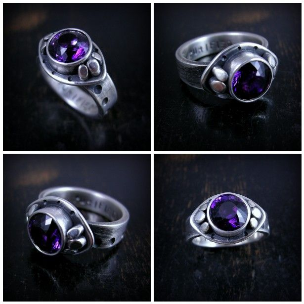amethyst ringa ding ding by Purified Bill, via Flickr