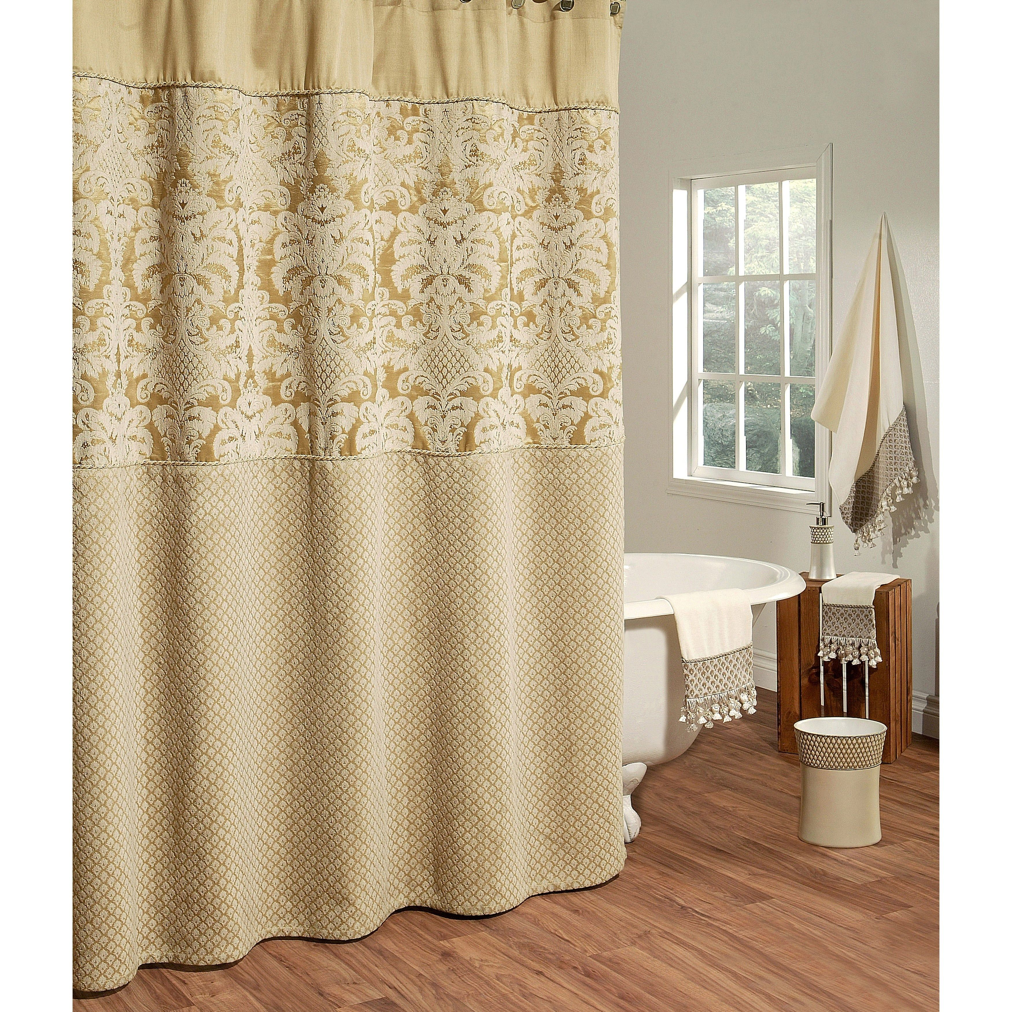 13 Awesome Tricks Of How To Craft Ivory Shower Curtain When You Re