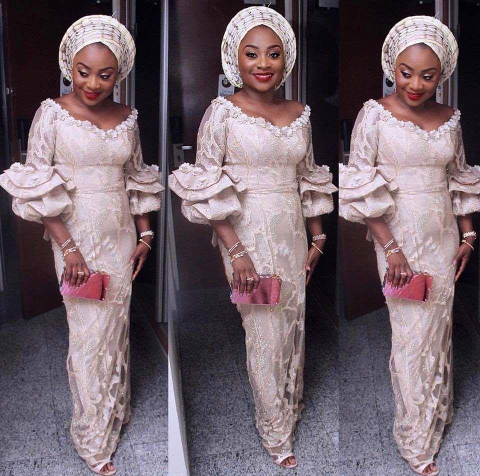 Wedding Hairstyles In Nigeria 2019: Best Nigerian Lace Styles For Wedding 2017/2018 That Make