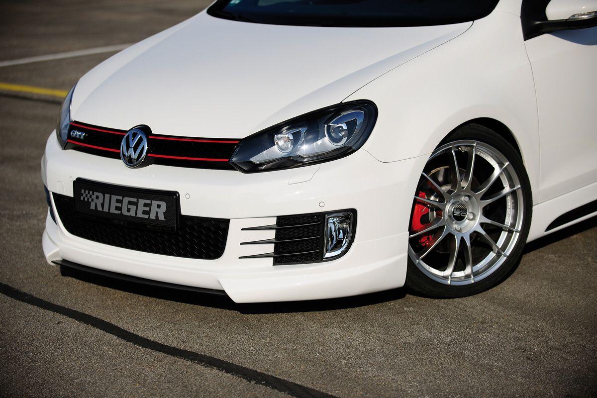 Rieger Tuning Shop Artikeldetails Mk6 Gti Gti Wheels Golf Gti