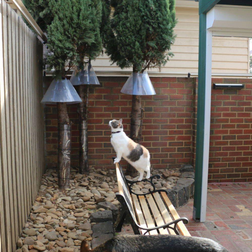 2 METRE DIY FENCE KIT Oscillot® CatProof Fence System