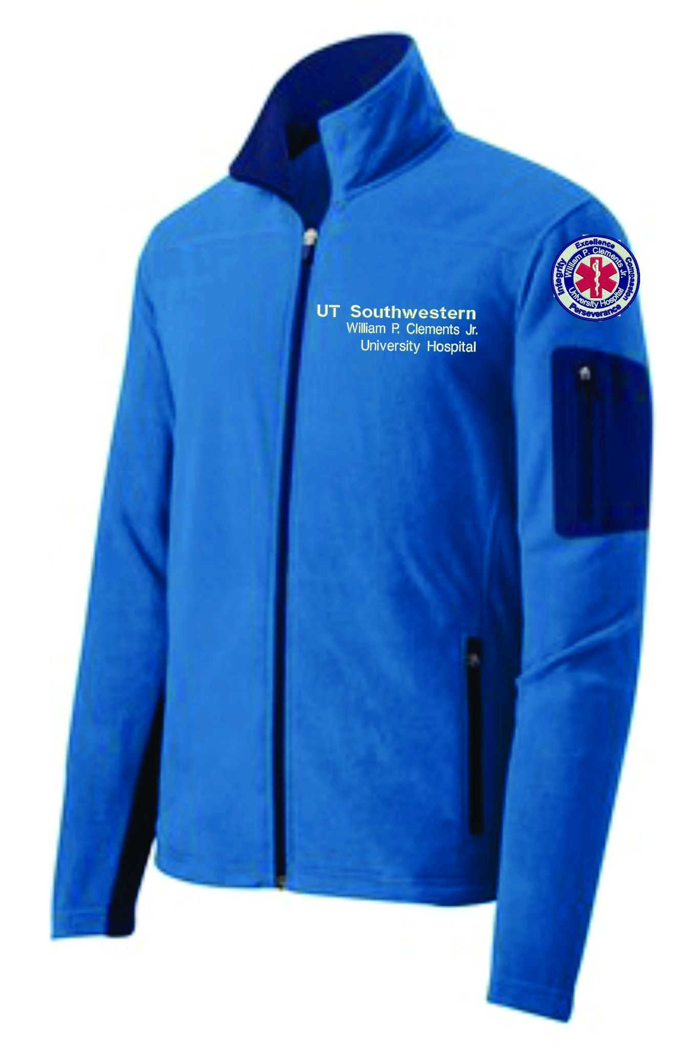 UT ACES Fleece F233 Men | Products | Jackets, Men