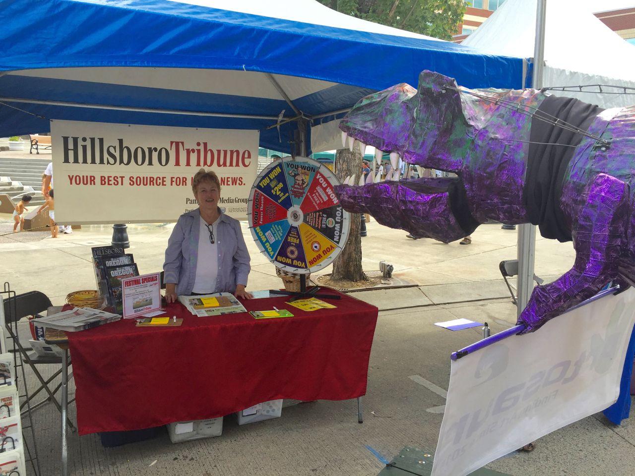 Artosaur Tribune, Steam projects, Find art