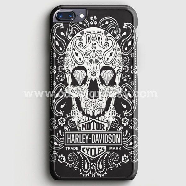 harley davidson logo iphone 7 plus case | harley davidson logo