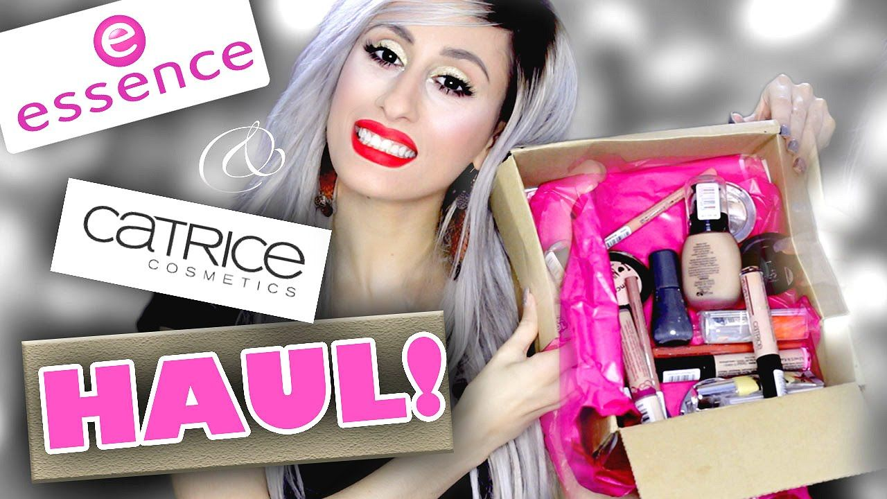Where to buy ESSENCE & CATRICE ONLINE + NEW PRODUCTS HAUL