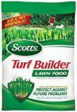 #2: Scotts Turf Builder Lawn Food 5000-sq ft (Lawn Fertilizer)