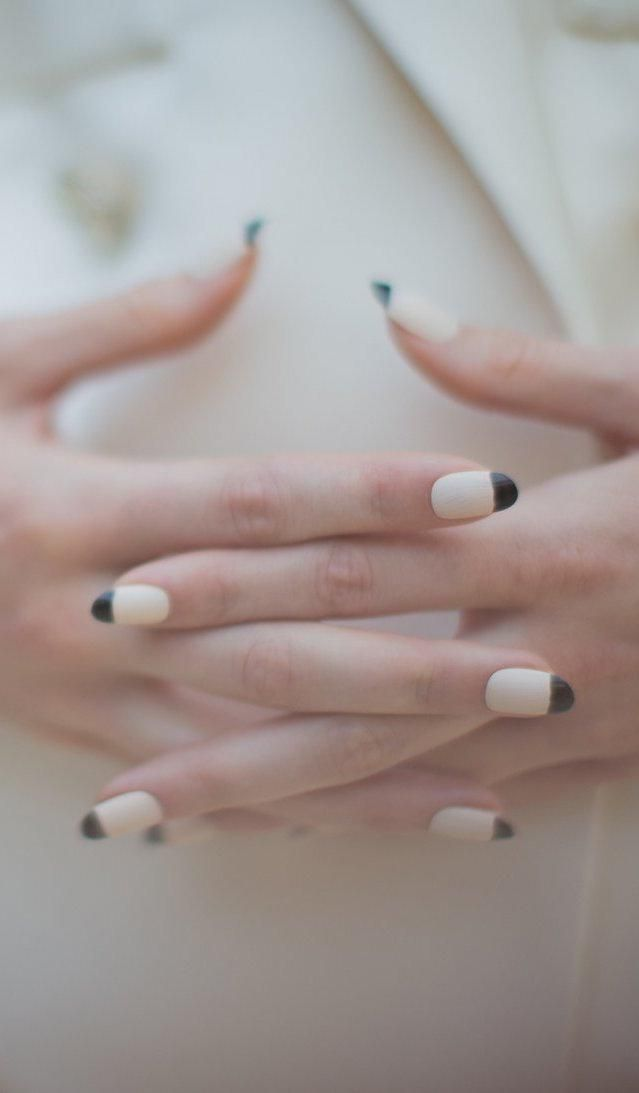 Chanel Fall 2015 Couture Backstage | Manicure, Summer and Nail trends