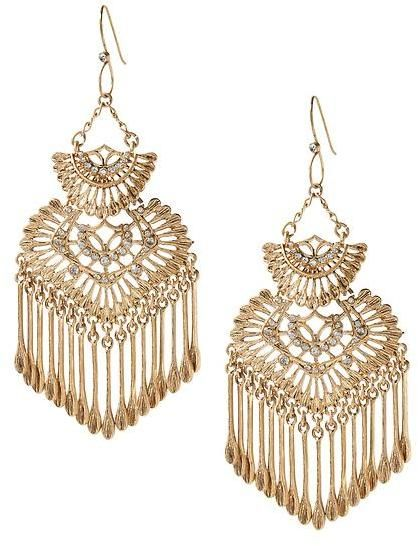 Boho Chandelier Earrings  a7251b7cde6c