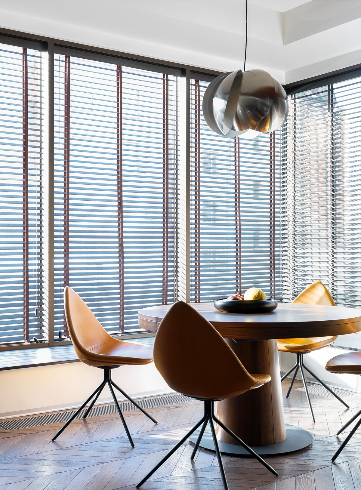 Apartments For Singles On Behance Modern Dining Table Area Room Design