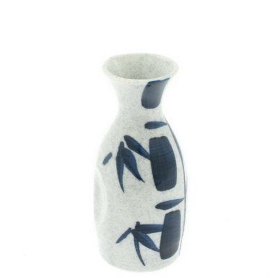 "Sake Bottle 5""H, Cobalt Bamboo, 2015 Amazon Top Rated Sake Sets #Kitchen"