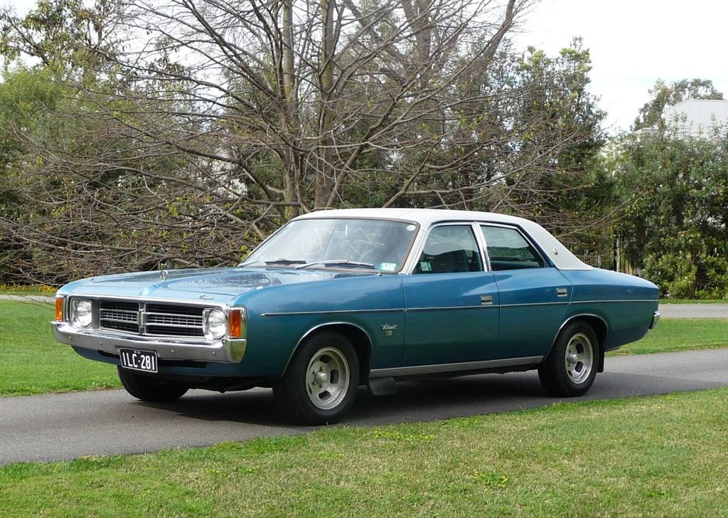 1976 Chrysler Valiant Charger review… Chrysler valiant