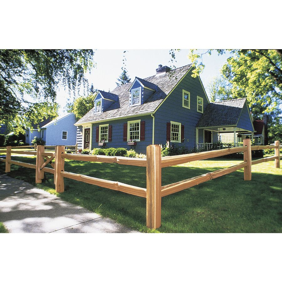 Product Image 3 Red Cedar Wood Cedar Wood Fence Cedar Split Rail Fence