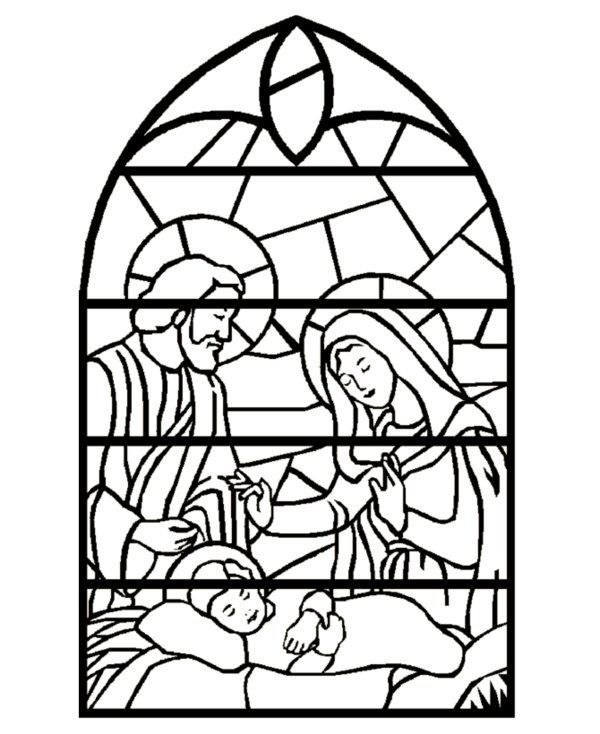 christmas nativity Nativity Coloring Pages Šablony Pinterest - new coloring pages for christmas story