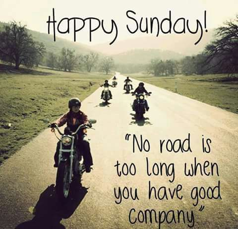 Happy Sunday Biker Quotes Classic Motorcycles Cycling Quotes