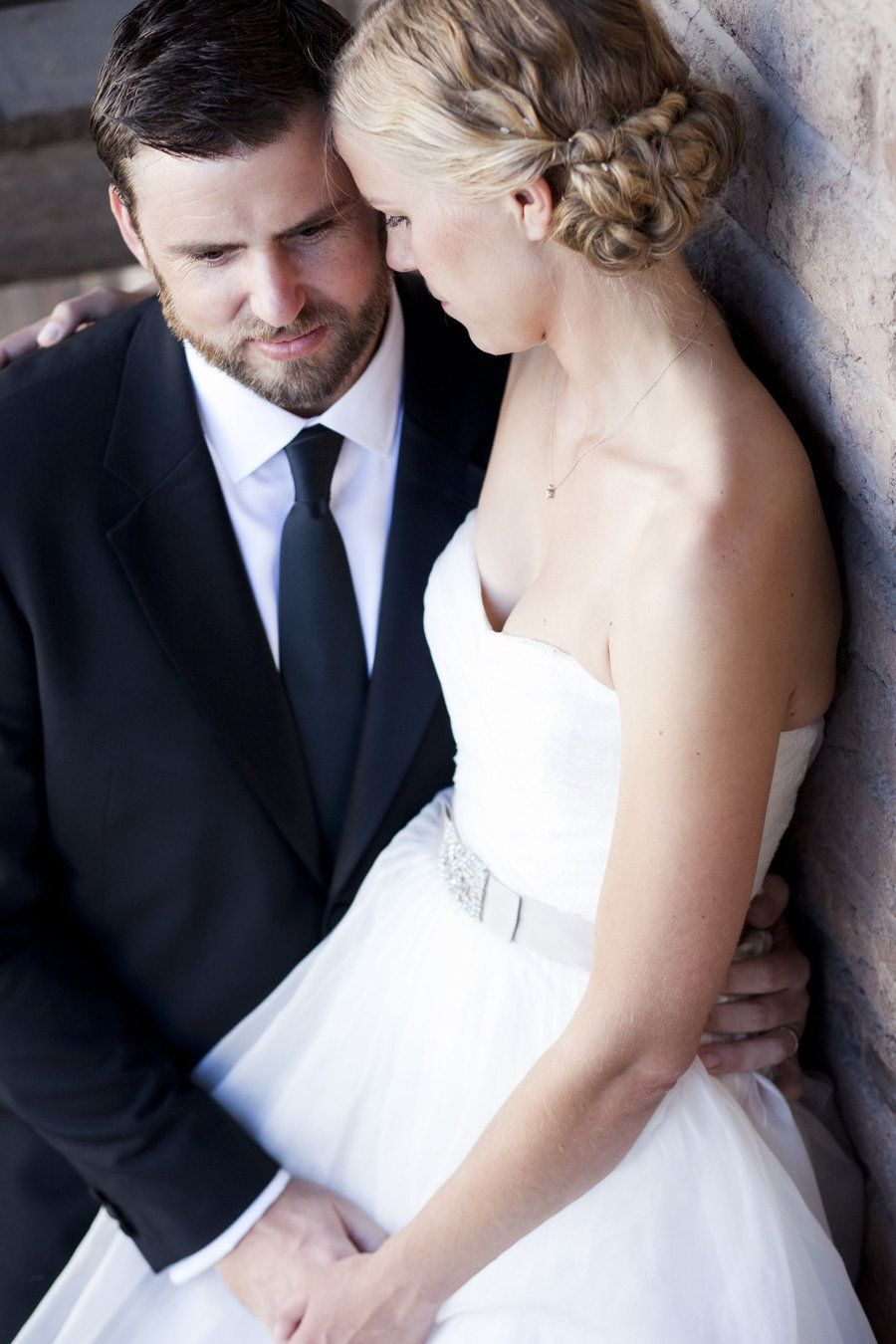 This couple incorporated lots of Danish traditions into their wedding.  Really an interesting read (http://StyleMePretty.com/2012/04/11/sonoma-wedding-at-eldorado-kitchen-by-kirsty-edwards-photography/) Photography by shootretouchdesign.com
