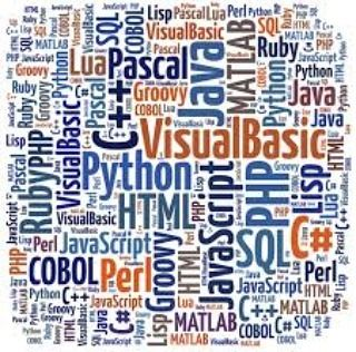 programming language #c #c #C# #javascript #visualbasic #matlab #lua