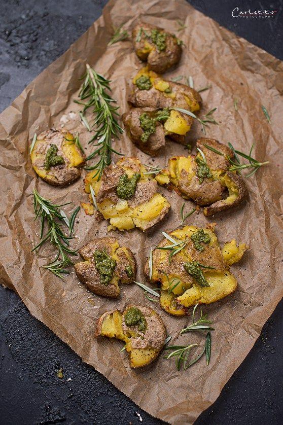 einfache stampfkartoffeln — rezepte