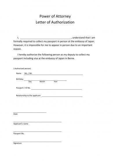 Letter Template With Signature The Ultimate Revelation Of Letter