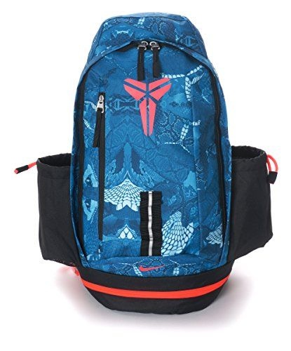 4cd086ca26a2 Nike Mens Kobe Mamba Backpack Bookbag Basketball