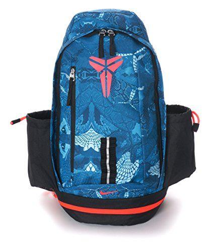 factory price d7d44 66801 Nike Mens Kobe Mamba Backpack Bookbag Basketball Nike Mens Kobe Mamba  Backpack Bookbag Basketball BA5088-