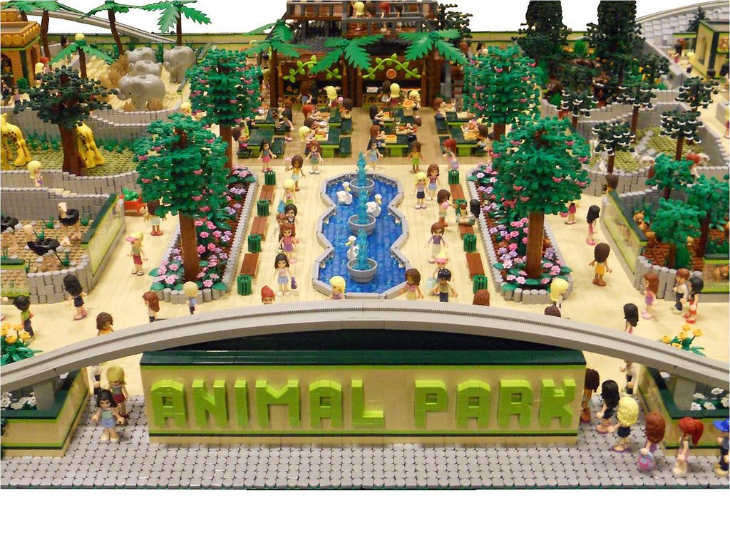 LEGO Friends Animal Park