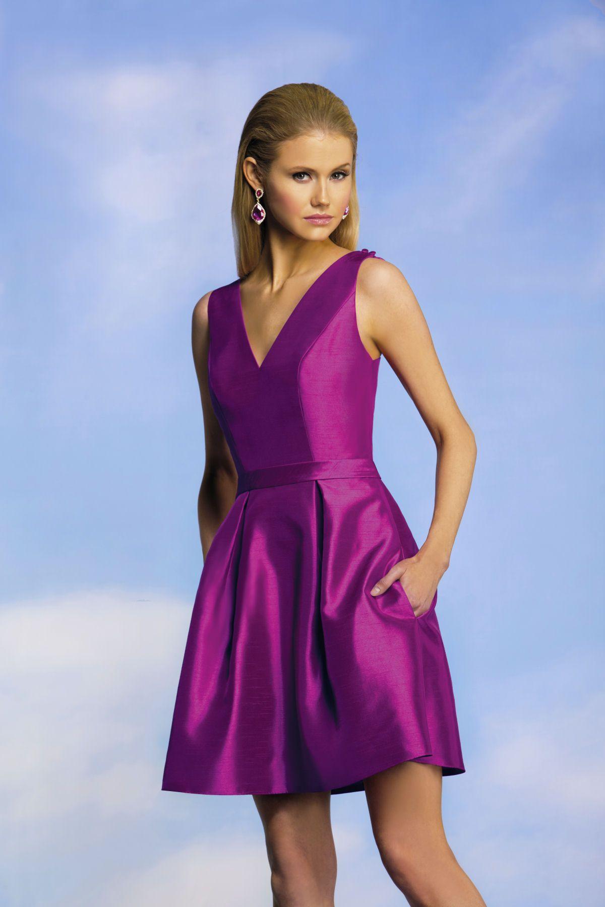 Plus Size Bridesmaid Dresses: 29 Gorgeous Styles | Forma, Boda y ...