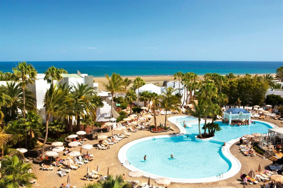 The Clubhotel Riu Paraiso Lanzarote Resort Is Your Hotel In Playa De Los Pocillos Beach Book On Hotels Resorts Official Website