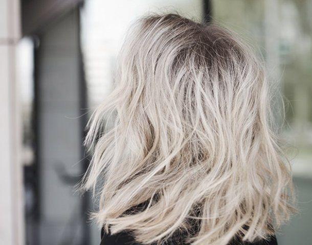 Een koele tint voor je blonde lokken