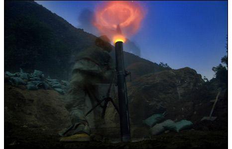Mortar Halo