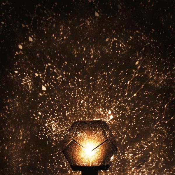 Cosmos Lamp Celestial Starry Galaxy Night Light Constellation Star Sky Projector