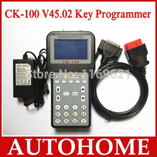 2014 New Arrival Free Dhl Ems Shipping Ck 100 Auto Key Programmer Ck100 V45 02 Slica Sbb The Latest Generation Ck100 Best Tool Key Programmer Tools Repair
