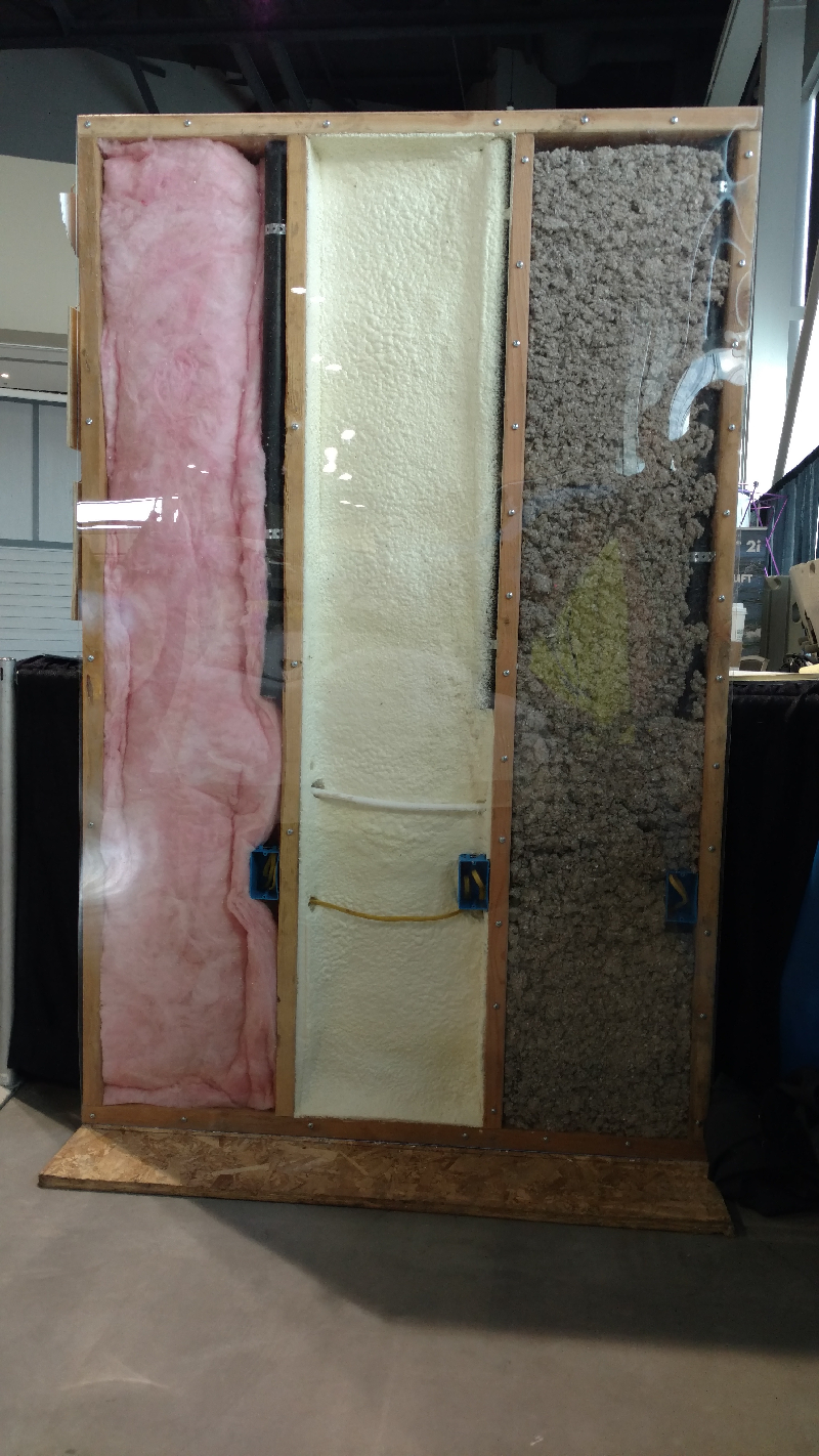 Spray foam insulation for house - Keep The Weather Outside A Blog Post About Why Spray Foam Insulation Is Superior To