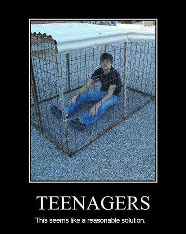 Funny Meme For Teenager : Soo not looking forward to four teenage boys in the house