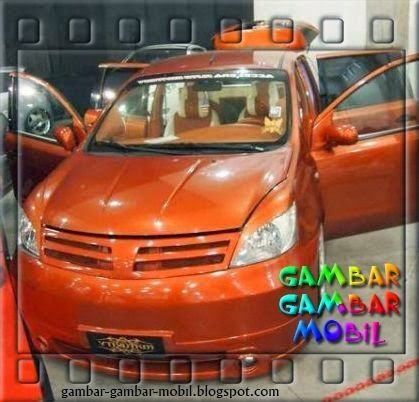 Gambar Modif Mobil Grand Livina Nissan Pinterest Nissan