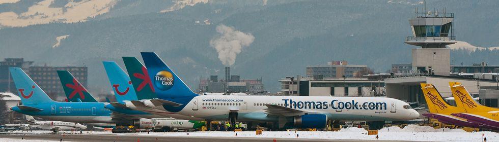 Flughafen Innsbruck Ankunft, Abflug, Flugsuche, Flugplan