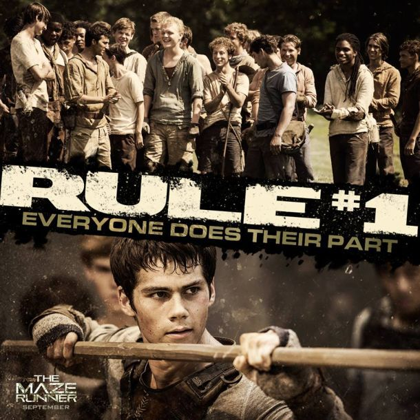 The Maze Runner Ben
