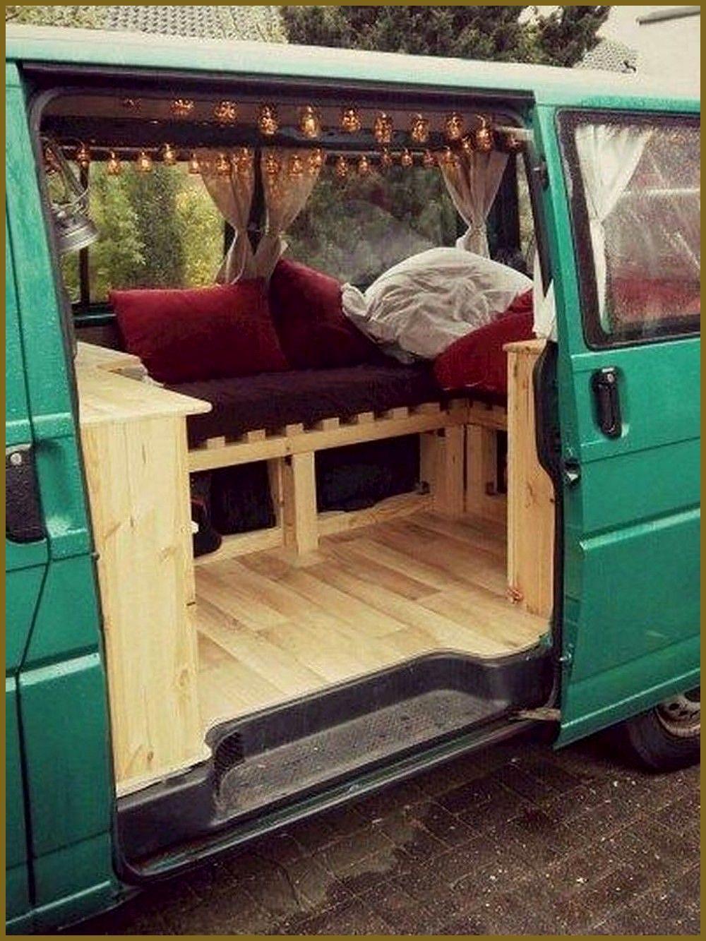 36 Magnificient Mini Van Camping Organization Ideas In 2020 Van Camping Campervan Interior Volkswagen Camper Van