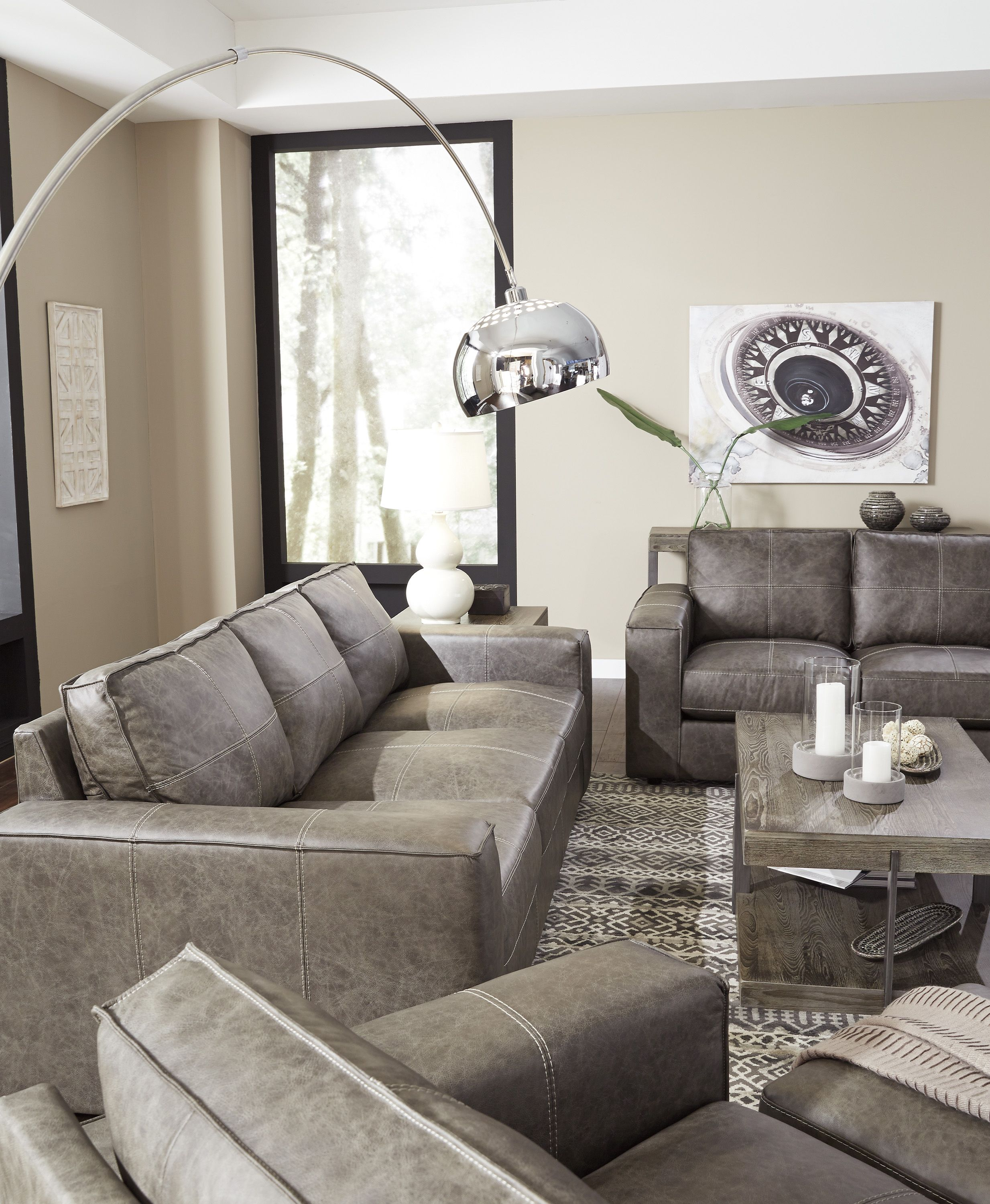 Ashley Trembolt Sofa Homemakers Furniture In 2019 Interior