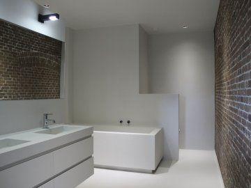 Naadloze stoere badkamer - #10 | Pinterest - Badkamer, Inspiratie en ...
