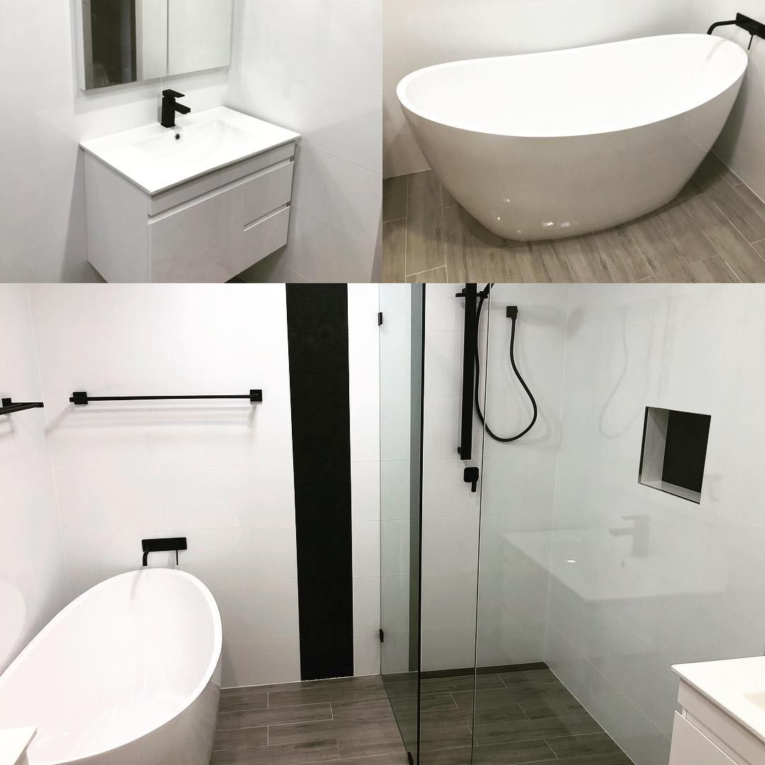 Up front team carried out a bathroom renovation for one of our ...
