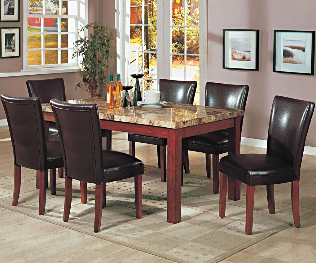 Granite Dining Room Furniture Granite Top Dining Room Table  Interior House Paint Ideas Check