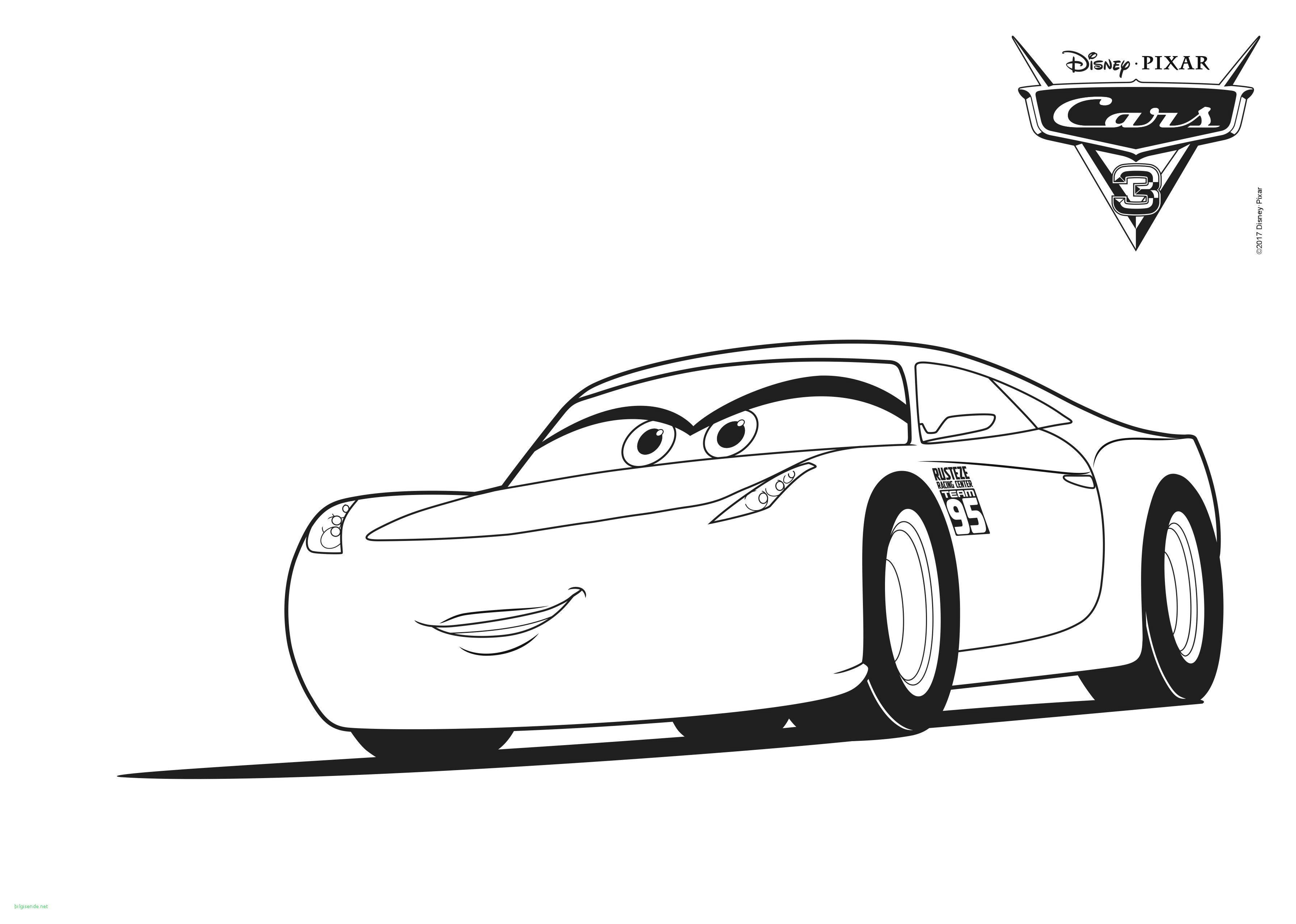 Lightning Mcqueen Coloring Pages Best Of Lightning Mcqueen