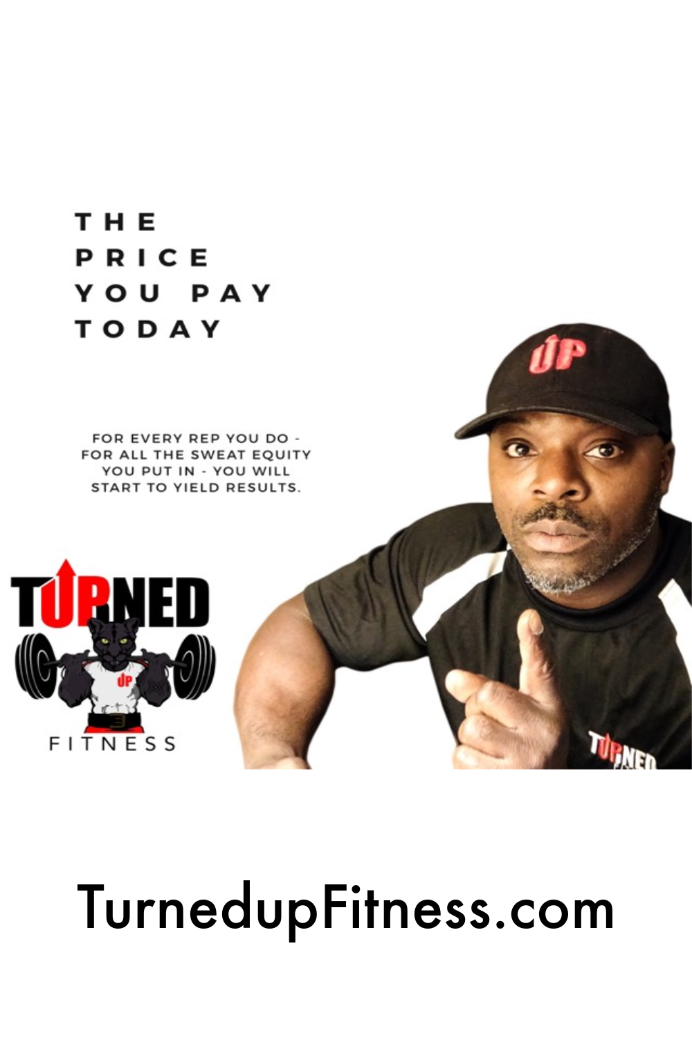 The Price You Pay Today We Are Turnedup Fitness When It Comes To Your Health And Wellness Goals You Are At The Ri Fitness Fun Workouts Group Training