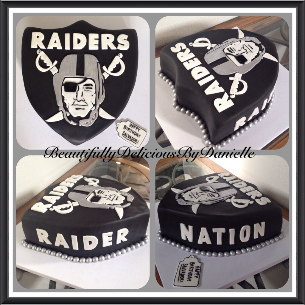 Raiders Cake By Beautifully Delicious By Danielle Raiders Cake Grooms Cake Raiders