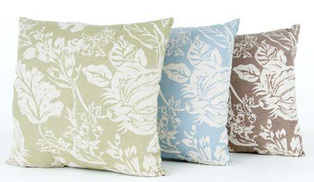 Blog Foto 30 de março Parte Pillow Talk Home PC duas almofadas florais
