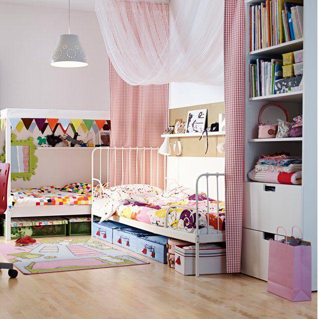20 Jolies Idees Pour Decorer Une Chambre D Enfant Idee Chambre