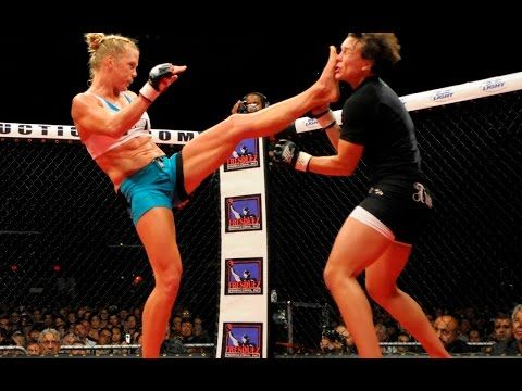 Holly Holm Top 5 Knockouts Mma Fighting Ufc Fighters Ufc Women