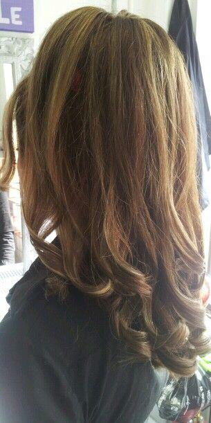 Hoge Staart Haar