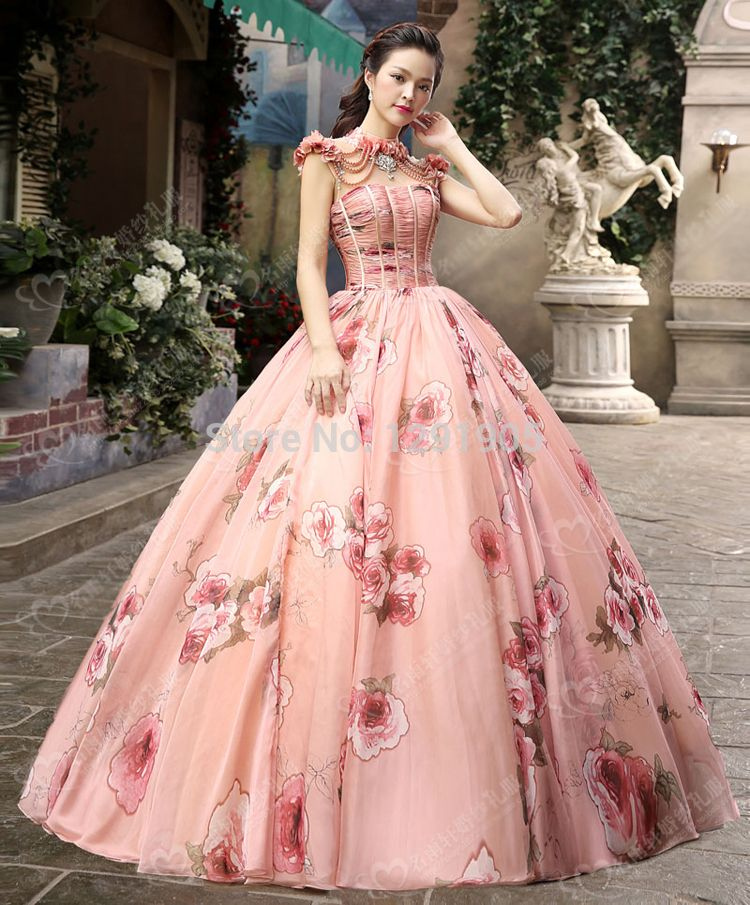 Queen Ball Gowns