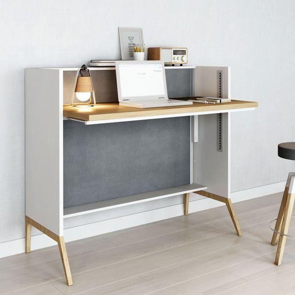 nest schreibtisch wei arbeitsplatz organisieren pinterest. Black Bedroom Furniture Sets. Home Design Ideas